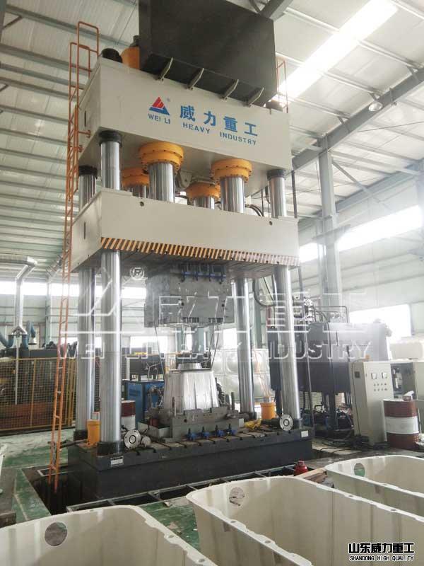 2000吨伺服液压机