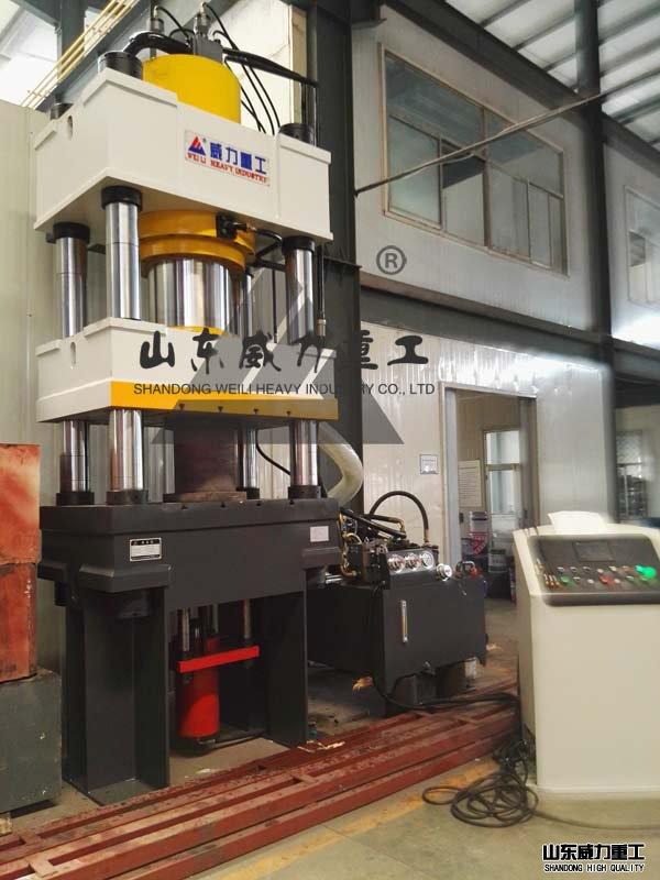 500吨伺服液压机