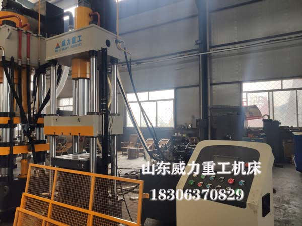 YW32-100T伺服液压机