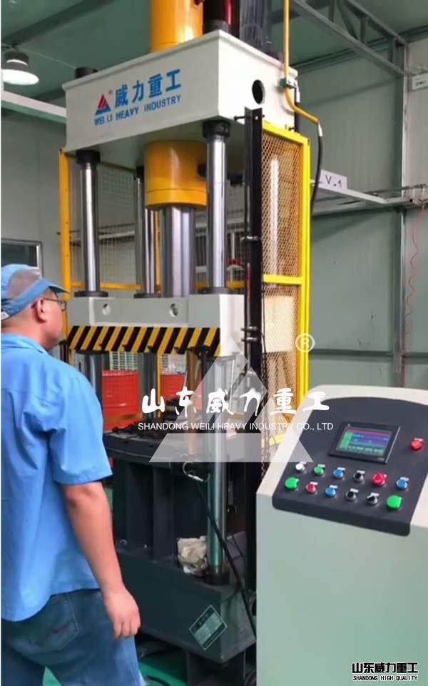 陶瓷环压制液压机
